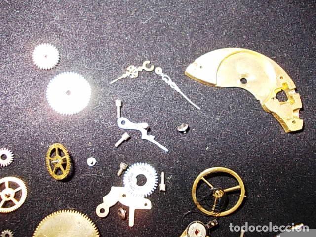 Recambios de relojes: ANTIGUAS PIEZAS DE RELOJ DE BOLSILLO PARA REPARACIONES - Foto 7 - 94150150