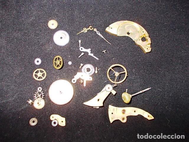 Recambios de relojes: ANTIGUAS PIEZAS DE RELOJ DE BOLSILLO PARA REPARACIONES - Foto 8 - 94150150