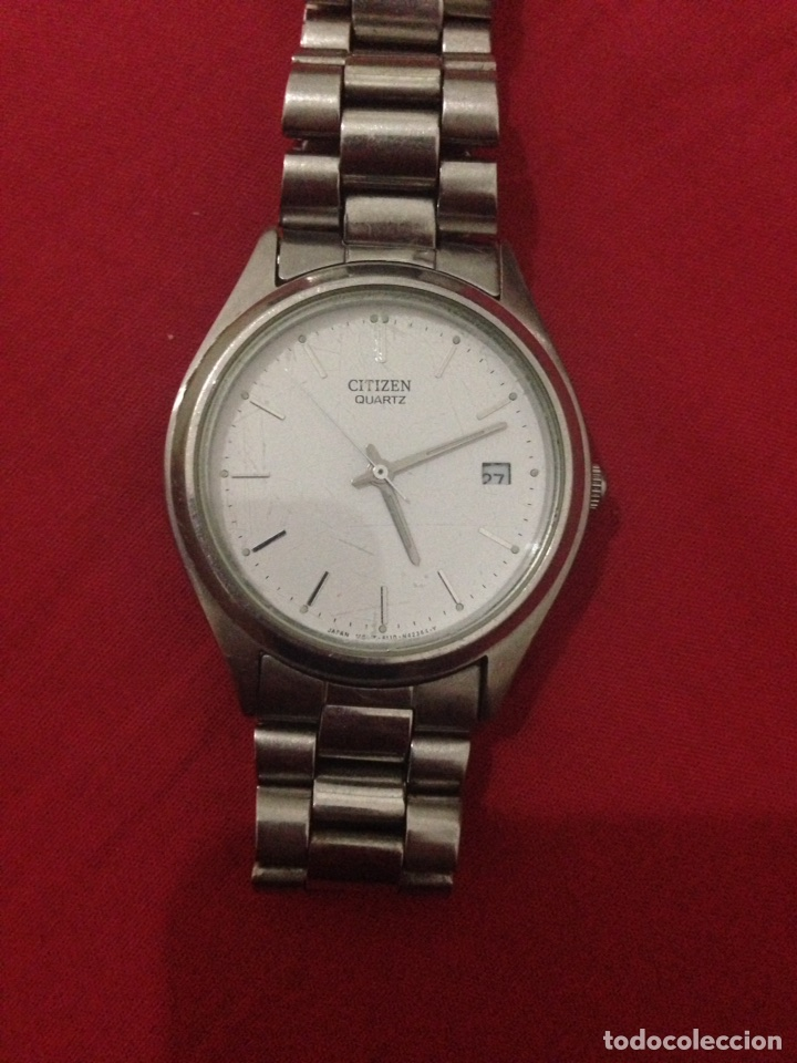 Recambios de relojes: Reloj citizen Quartz - Foto 2 - 94323815
