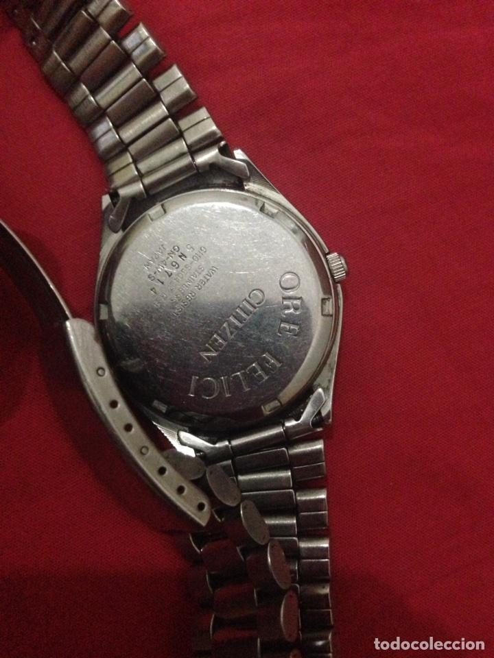Recambios de relojes: Reloj citizen Quartz - Foto 4 - 94323815
