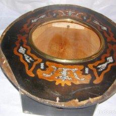 Recambios de relojes: CAJA DE RELOJ MOREZ SIN MOLDURA. Lote 94414494