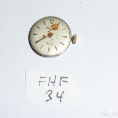 Recambios de relojes: FHF 34. Lote 95879719
