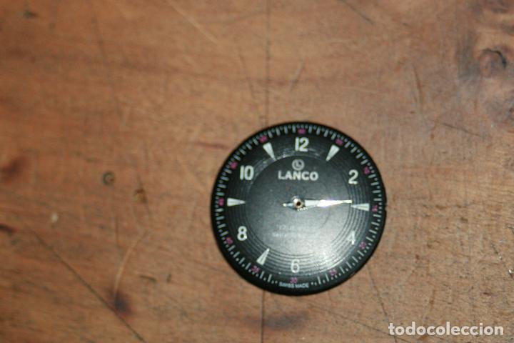 Recambios de relojes: CINCO ESFERAS RELOJ DIFERENTES MARCAS Y TAMAÑOS 2,5 2,6 2,9 SEGUN FOTOS - Foto 2 - 96651415