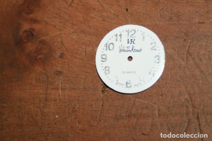 Recambios de relojes: CINCO ESFERAS RELOJ DIFERENTES MARCAS Y TAMAÑOS 2,5 2,6 2,9 SEGUN FOTOS - Foto 5 - 96651415