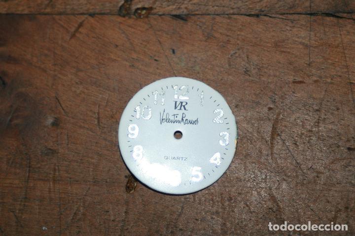 Recambios de relojes: CINCO ESFERAS RELOJ DIFERENTES MARCAS Y TAMAÑOS 2,5 2,6 2,9 SEGUN FOTOS - Foto 6 - 96651415