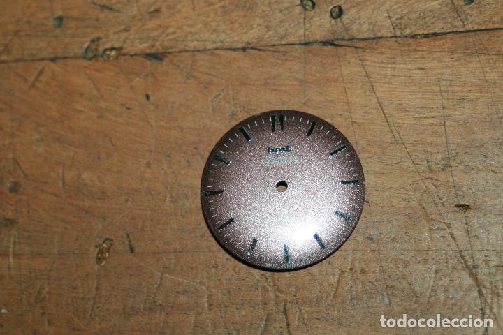 Recambios de relojes: CINCO ESFERAS RELOJ DIFERENTES MARCAS Y TAMAÑOS 2,5 2,6 2,9 SEGUN FOTOS - Foto 7 - 96651415