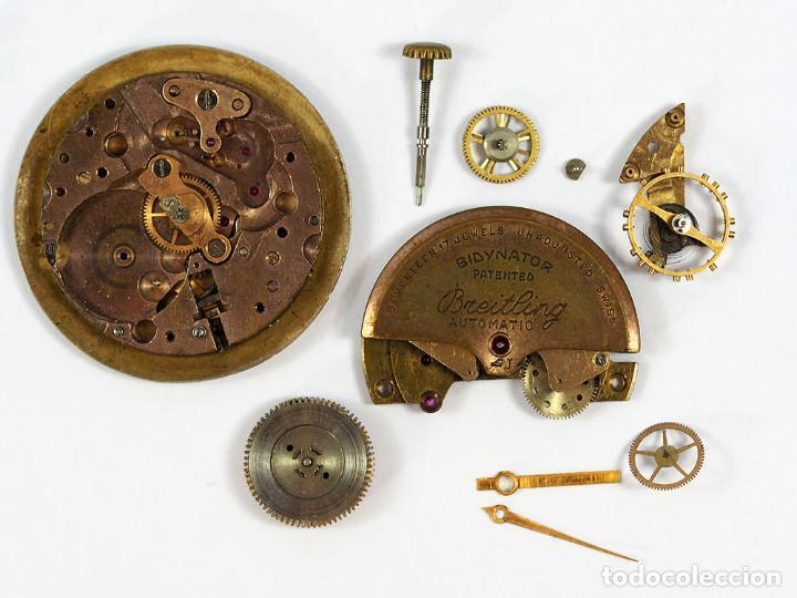 Recambios de relojes: Breitling Bidynator Calibre F 690 - Partes - Foto 1 - 97848775