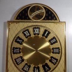 Recambios de relojes: ESFERA FRONTAL RELOJ DE MESA TEMPUS FUGIT. Lote 101009207