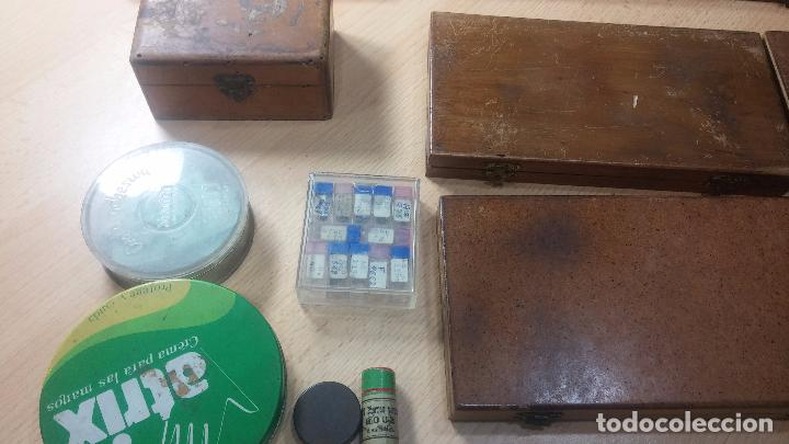 Recambios de relojes: Enorme lote de ejes volantes de reloj hay de casi todas las marcas, Cyma, Oris, Cronografos.... - Foto 6 - 103643959