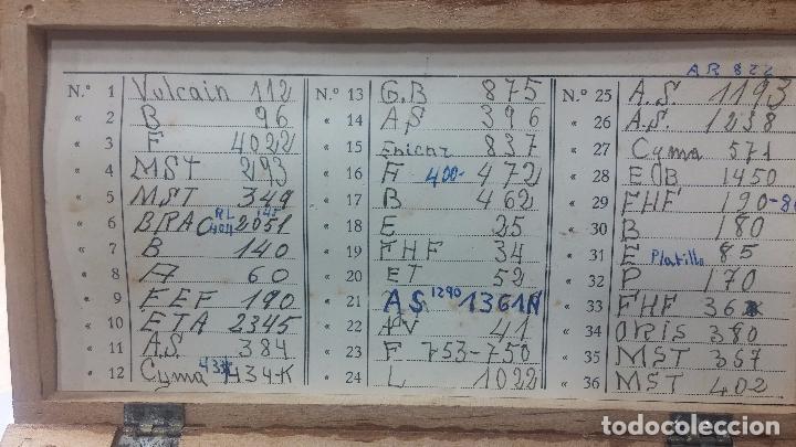 Recambios de relojes: Enorme lote de ejes volantes de reloj hay de casi todas las marcas, Cyma, Oris, Cronografos.... - Foto 11 - 103643959