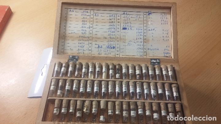Recambios de relojes: Enorme lote de ejes volantes de reloj hay de casi todas las marcas, Cyma, Oris, Cronografos.... - Foto 12 - 103643959