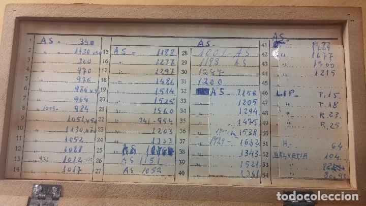 Recambios de relojes: Enorme lote de ejes volantes de reloj hay de casi todas las marcas, Cyma, Oris, Cronografos.... - Foto 13 - 103643959
