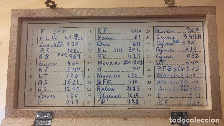 Recambios de relojes: Enorme lote de ejes volantes de reloj hay de casi todas las marcas, Cyma, Oris, Cronografos.... - Foto 21 - 103643959