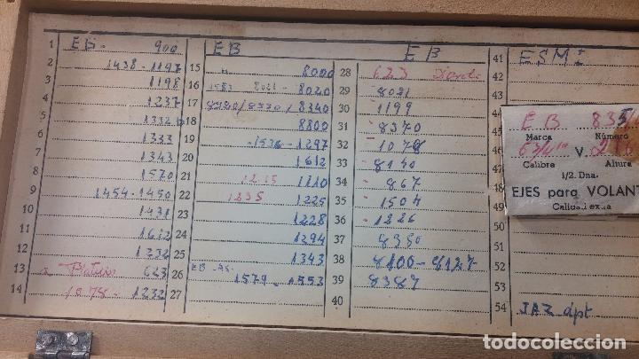 Recambios de relojes: Enorme lote de ejes volantes de reloj hay de casi todas las marcas, Cyma, Oris, Cronografos.... - Foto 55 - 103643959