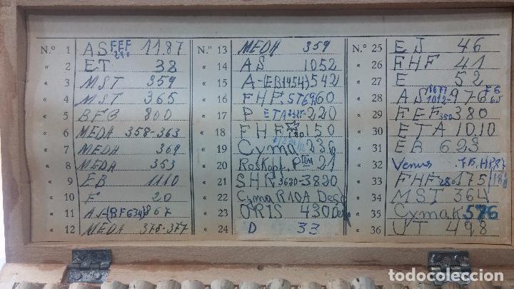 Recambios de relojes: Enorme lote de ejes volantes de reloj hay de casi todas las marcas, Cyma, Oris, Cronografos.... - Foto 57 - 103643959