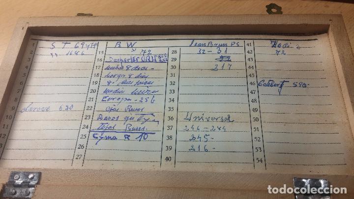 Recambios de relojes: Enorme lote de ejes volantes de reloj hay de casi todas las marcas, Cyma, Oris, Cronografos.... - Foto 70 - 103643959