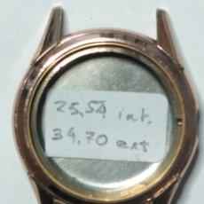 Recambios de relojes: CAJA, CARRURA RELOJ. Lote 104152956