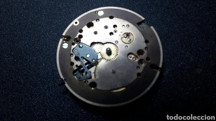 Recambios de relojes: Movimiento reloj Omega 344 funcionando - Foto 3 - 105122428