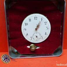 Recambios de relojes: ,,,MAQUINA RELOJ DE BOLSILLO ( M-1 ),,,. Lote 105423779