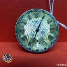 Recambios de relojes: ,,,MAQUINA RELOJ DE BOLSILLO,,,ARNOLD - ADANS - LONDON,,,DE LLAVE,,,. Lote 105559983
