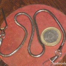Recambios de relojes: LEONTINA PARA RELOJ DE BOLSILLO.. Lote 105747867