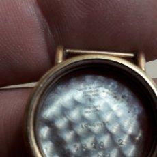 Recambios de relojes: CAJA CUERPO RELOJ LONGINES ORO 20 MICRONS. Lote 107833231