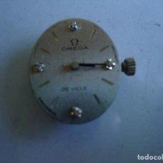 Recambios de relojes: OMEGA 625 CON 4 DIAMANTES AUTENTICOS. Lote 108712011