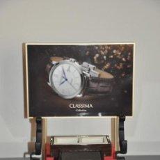 Recambios de relojes: STAND DISPLAY BAUME & MERCIER , RELOJES , RELOJ LUJO. Lote 110287815
