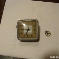 Recambios de relojes: UN RELOJ DESPERTADOR DEEP PARA PIEZAS- LOTE 86. Lote 110490639