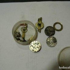 Recambios de relojes: LOTE DIVERSAS MAQUINARIAS RELOJES PULSERA- LOTE 86. Lote 110498095