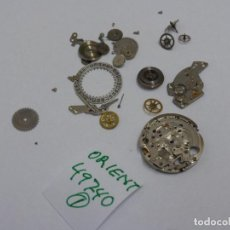 Recambios de relojes: ORIENT 49740. SEIKO 2517B. Lote 113081251