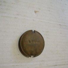 Recambios de relojes: ANTIGUA LENTEJA PARA PENDULO MAQUINARIA PARIS- LOTE 89. Lote 113092395