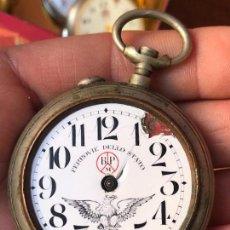 Recambios de relojes: RELOJ DE BOLSILLO FERROVIE DELLO STATO - ITALIA ROSKOPF . Lote 113192371
