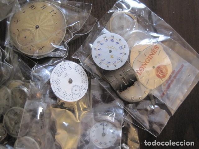 Recambios de relojes: LOTE RELOJES PULSERA ETC. PARA PIEZAS RECAMBIO ETC. -VER FOTOS - (V-13.662) - Foto 3 - 113817035