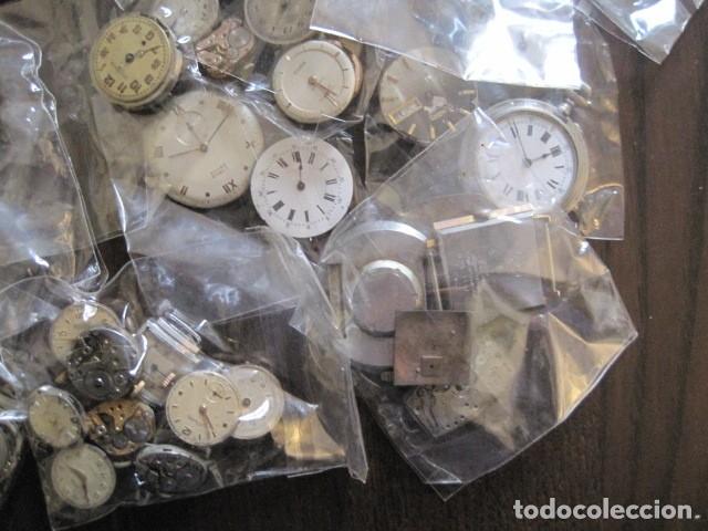 Recambios de relojes: LOTE RELOJES PULSERA ETC. PARA PIEZAS RECAMBIO ETC. -VER FOTOS - (V-13.662) - Foto 6 - 113817035
