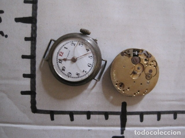 Recambios de relojes: LOTE RELOJES PULSERA ETC. PARA PIEZAS RECAMBIO ETC. -VER FOTOS - (V-13.662) - Foto 16 - 113817035