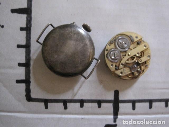 Recambios de relojes: LOTE RELOJES PULSERA ETC. PARA PIEZAS RECAMBIO ETC. -VER FOTOS - (V-13.662) - Foto 17 - 113817035
