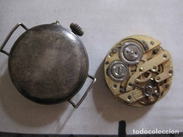 Recambios de relojes: LOTE RELOJES PULSERA ETC. PARA PIEZAS RECAMBIO ETC. -VER FOTOS - (V-13.662) - Foto 18 - 113817035