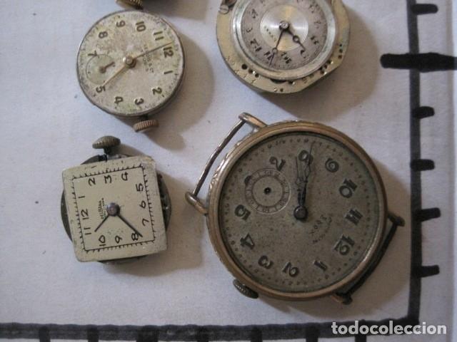 Recambios de relojes: LOTE RELOJES PULSERA ETC. PARA PIEZAS RECAMBIO ETC. -VER FOTOS - (V-13.662) - Foto 21 - 113817035