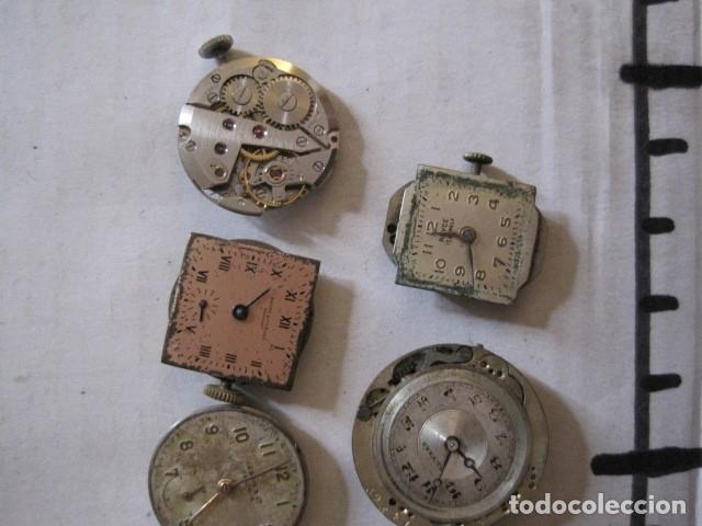 Recambios de relojes: LOTE RELOJES PULSERA ETC. PARA PIEZAS RECAMBIO ETC. -VER FOTOS - (V-13.662) - Foto 22 - 113817035