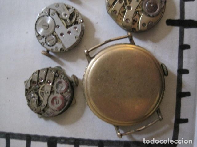 Recambios de relojes: LOTE RELOJES PULSERA ETC. PARA PIEZAS RECAMBIO ETC. -VER FOTOS - (V-13.662) - Foto 24 - 113817035