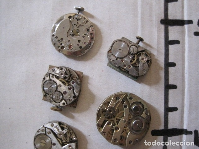 Recambios de relojes: LOTE RELOJES PULSERA ETC. PARA PIEZAS RECAMBIO ETC. -VER FOTOS - (V-13.662) - Foto 25 - 113817035