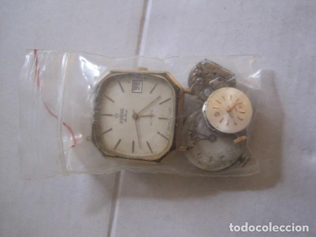 Recambios de relojes: LOTE RELOJES PULSERA ETC. PARA PIEZAS RECAMBIO ETC. -VER FOTOS - (V-13.662) - Foto 26 - 113817035