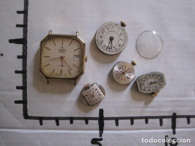 Recambios de relojes: LOTE RELOJES PULSERA ETC. PARA PIEZAS RECAMBIO ETC. -VER FOTOS - (V-13.662) - Foto 27 - 113817035