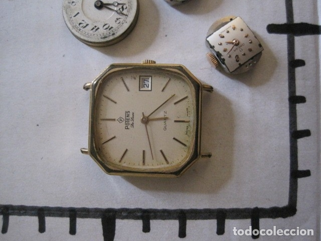 Recambios de relojes: LOTE RELOJES PULSERA ETC. PARA PIEZAS RECAMBIO ETC. -VER FOTOS - (V-13.662) - Foto 28 - 113817035