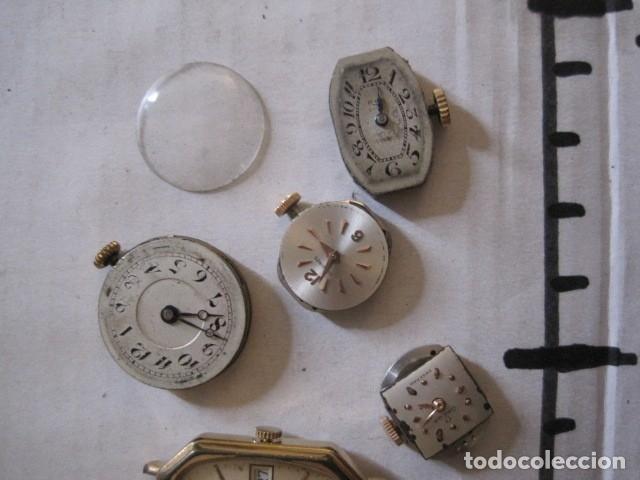 Recambios de relojes: LOTE RELOJES PULSERA ETC. PARA PIEZAS RECAMBIO ETC. -VER FOTOS - (V-13.662) - Foto 29 - 113817035