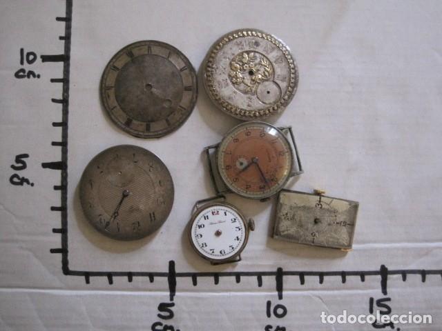 Recambios de relojes: LOTE RELOJES PULSERA ETC. PARA PIEZAS RECAMBIO ETC. -VER FOTOS - (V-13.662) - Foto 34 - 113817035