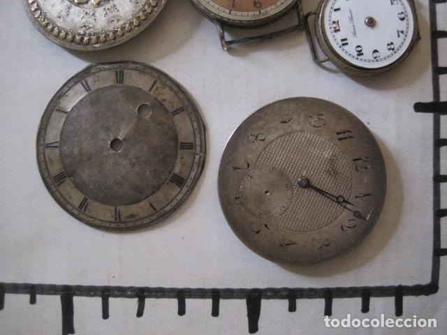 Recambios de relojes: LOTE RELOJES PULSERA ETC. PARA PIEZAS RECAMBIO ETC. -VER FOTOS - (V-13.662) - Foto 35 - 113817035