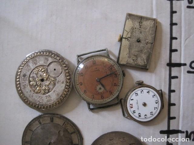 Recambios de relojes: LOTE RELOJES PULSERA ETC. PARA PIEZAS RECAMBIO ETC. -VER FOTOS - (V-13.662) - Foto 36 - 113817035