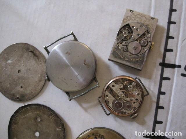 Recambios de relojes: LOTE RELOJES PULSERA ETC. PARA PIEZAS RECAMBIO ETC. -VER FOTOS - (V-13.662) - Foto 39 - 113817035